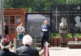 Uroczystość z okazji odsłonięcia tablicy pamięci od Napoleona do Andersa w dniu 18.06.2016 r.